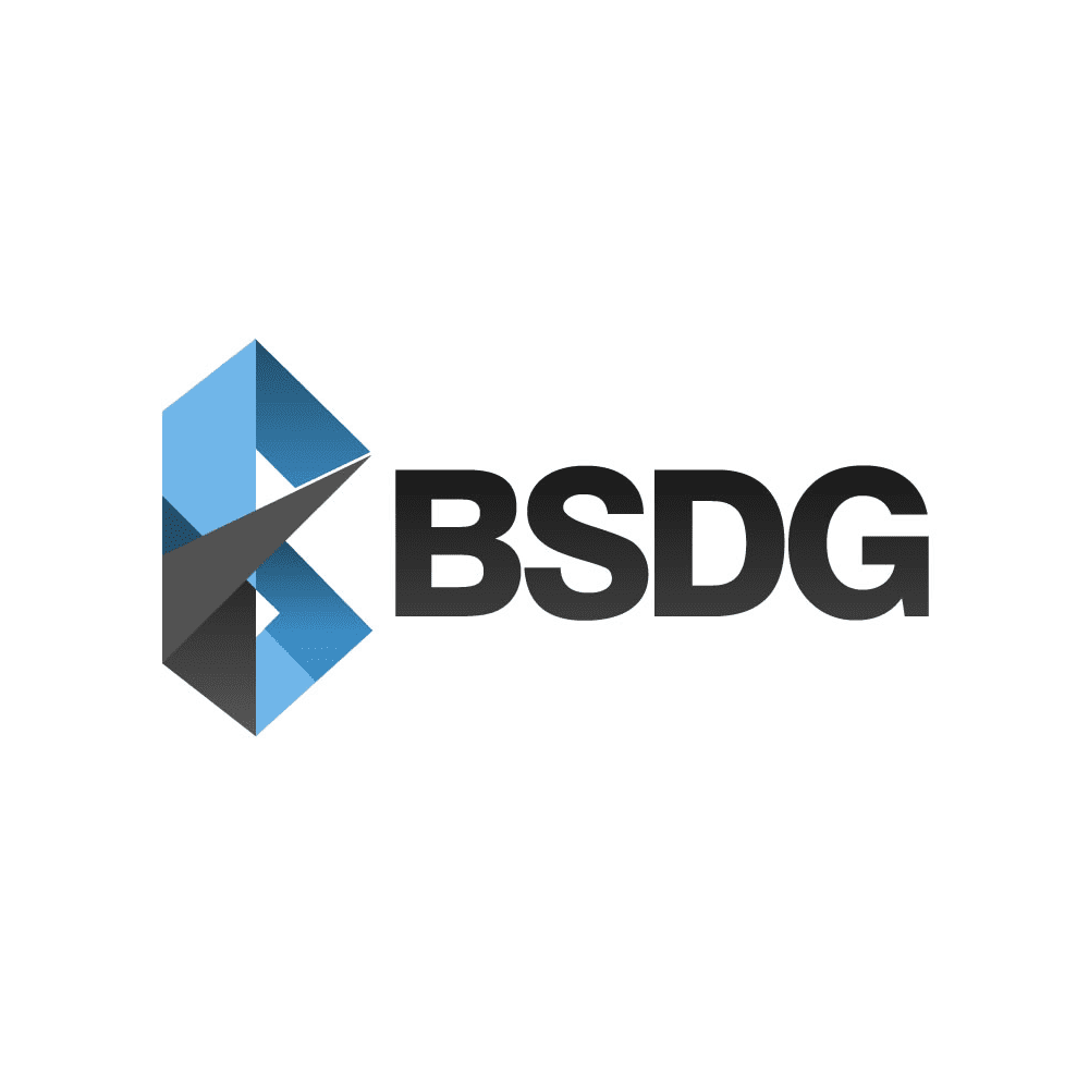Thumbnail for logo design of BSDG