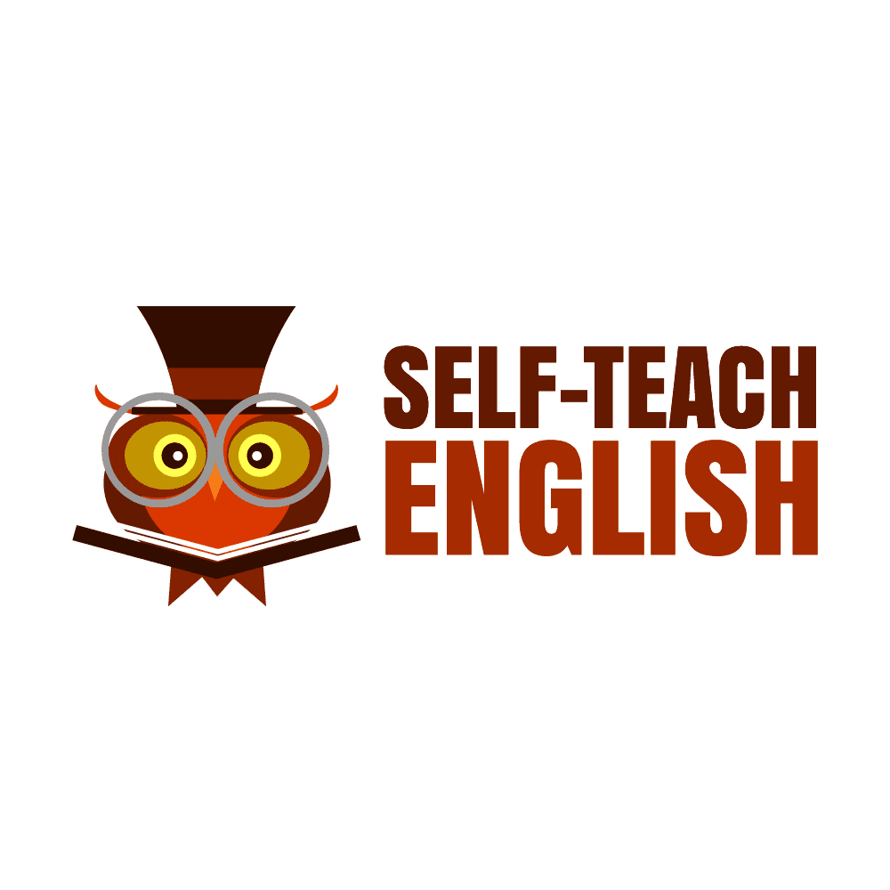 Logo Design Brisbane - Self-Teach English