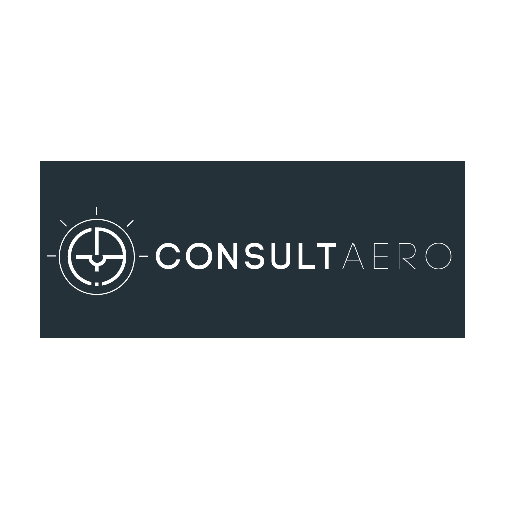 Logo Design for Consult Aero