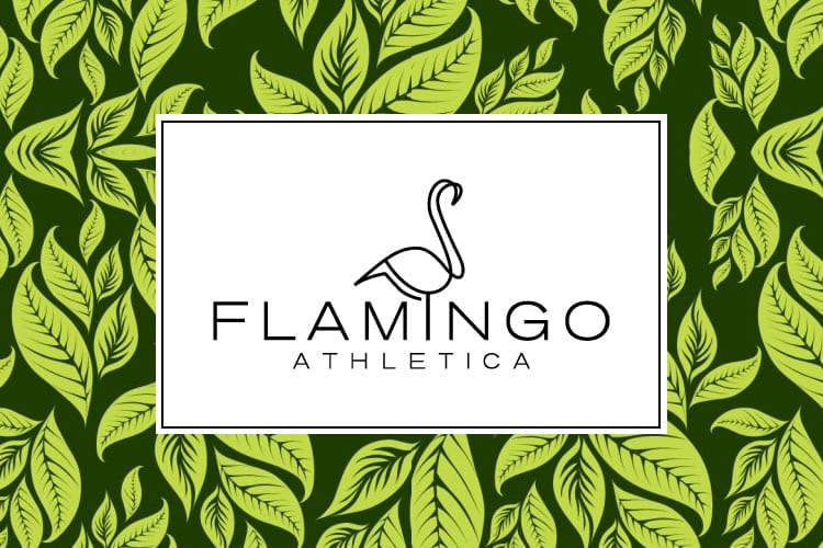 Logo Design - Flamingo Athletica