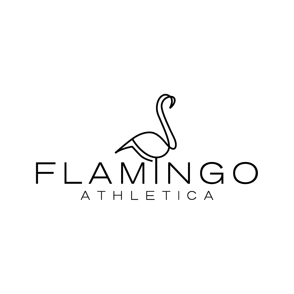Freelance Brisbane Logo Designer - Flamingo Athletica
