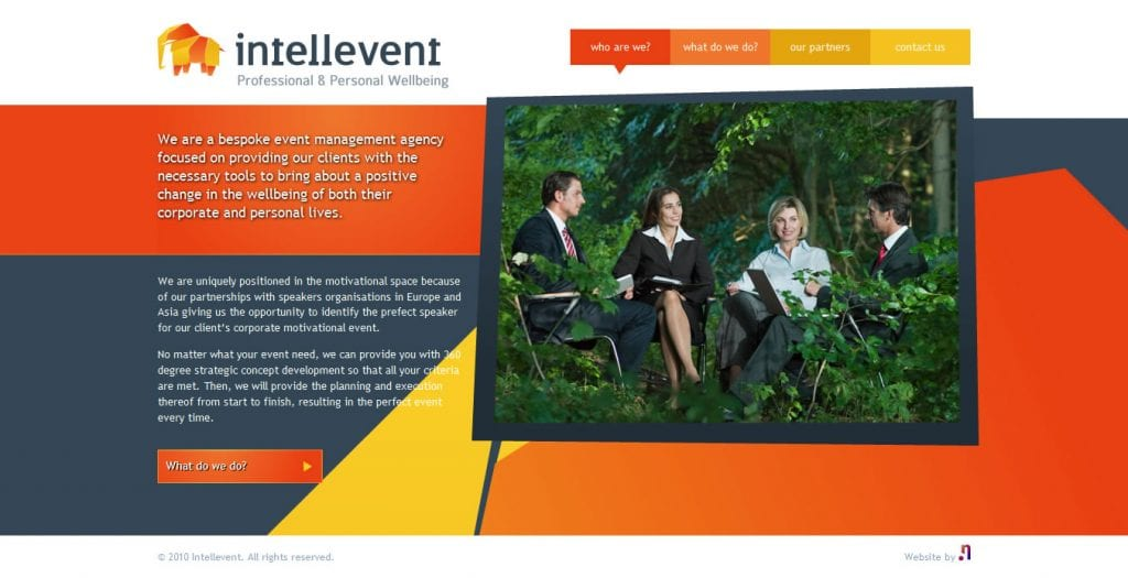 Intellevent - Web Design Brisbane